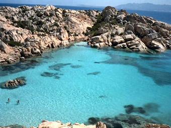 Szardínia, Maddalena-szigetek hajókirándulás3