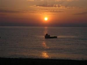 Coccorocci_keletipart_naplemente