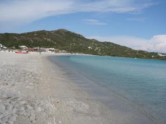 Costa Smeralda tengerpart