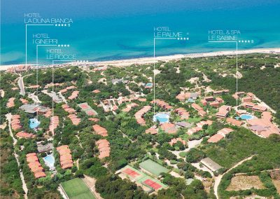 szardinia_hotel_4_csillagos_eszaki_part_dune_village_resort_badesi_fekvese