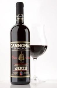 Szárd vörösbor