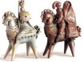 Szardínia sziget művészet, kezművesség