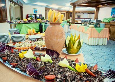 szardinia_hotel_4_csillagos_eszaki_part_parco_blu_club_resort_cala_gonone_etelek