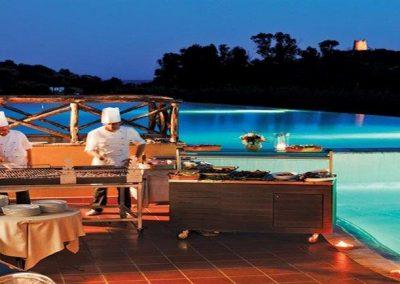 szardinia_hotel_4_csillagos_keleti_part_valtur_torre_chia_domus_de_maria_ristorante2