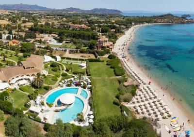 Hotel Baia di Nora panorámaképe