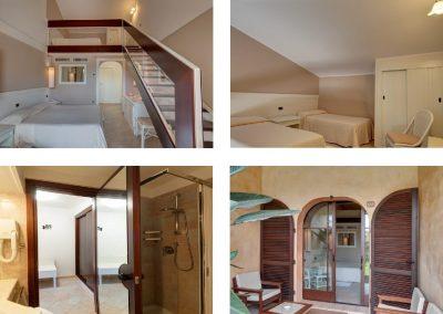 Fontana szobák - Négyágyas